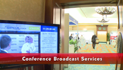 Conference Broadcast