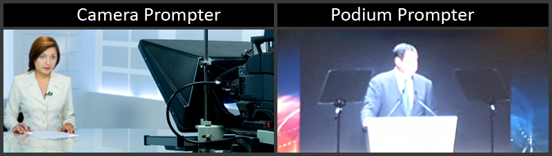 Prompter Image