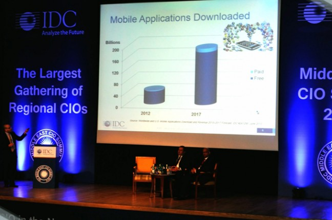 IDC CIO Summit